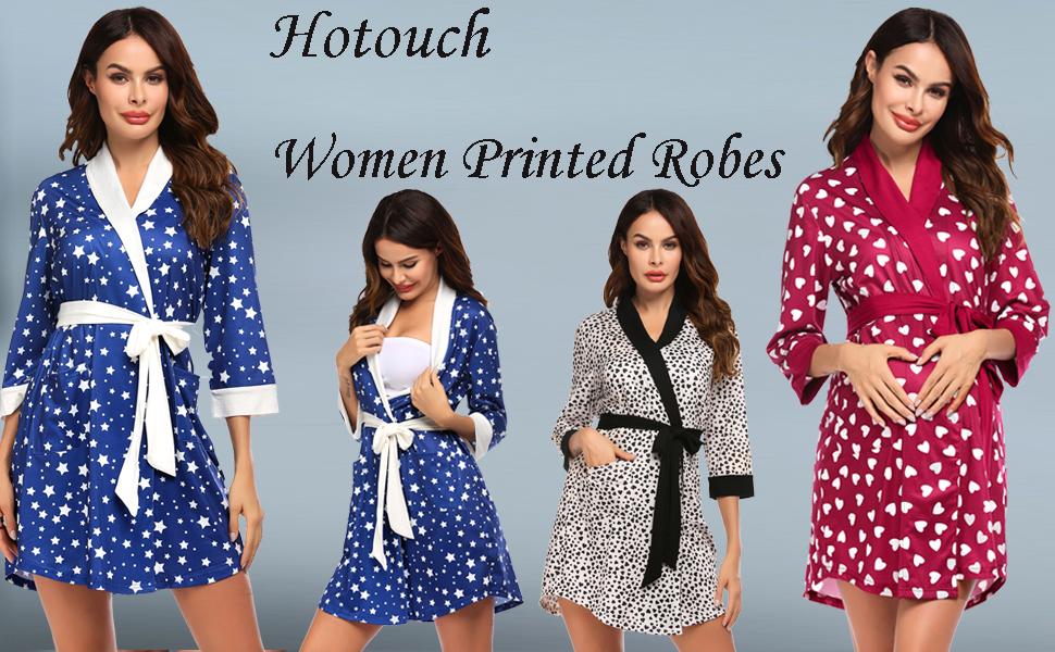Women lightweight robes