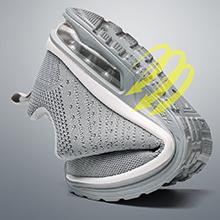 rubber sole