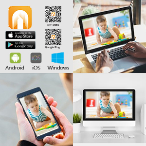 Remote Access with free app