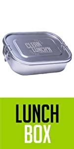 Clean Lunch'n lunch box