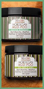 Moroccan Mud-Poo Collection