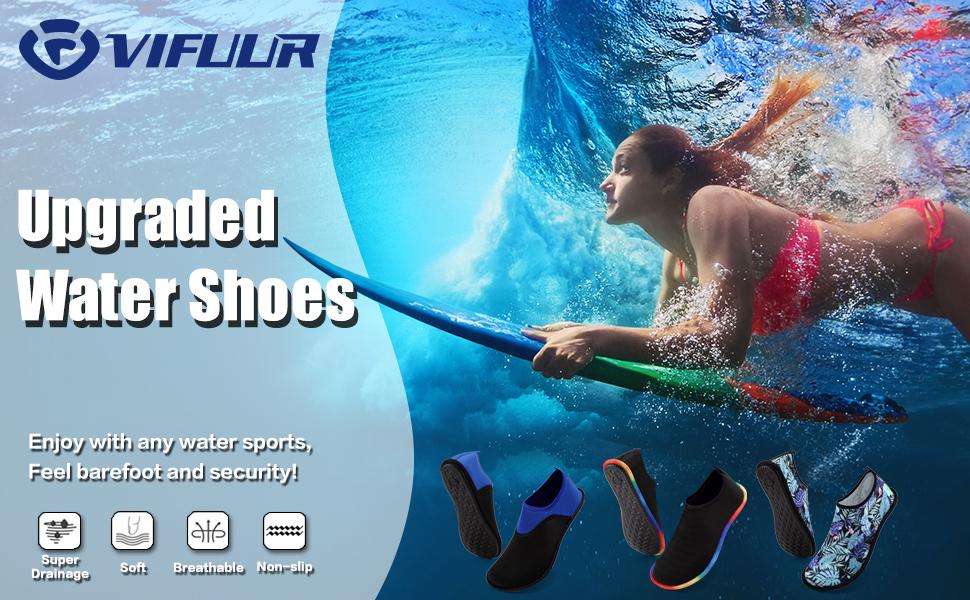 women men beach shoes water shoes