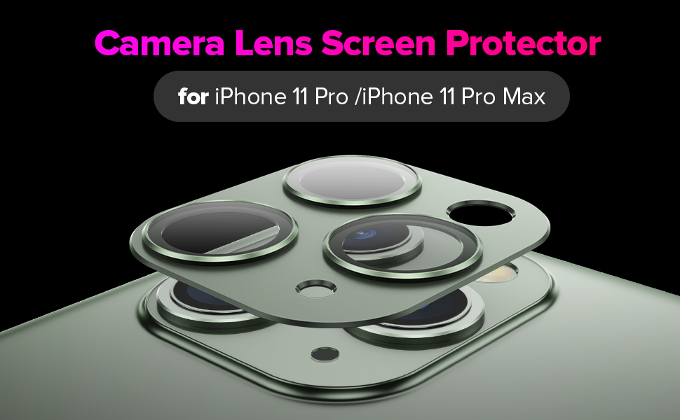 iphone 11 pro max screen protector