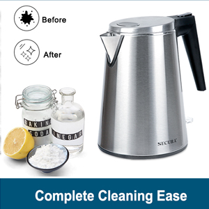 Complete Cleaning Ease