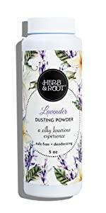 Lavender Dusting Powder