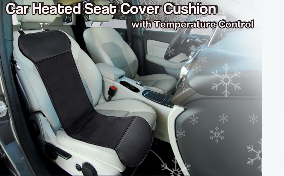 Car heated sest cover cushion
