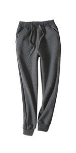 Warm Sherpa Lined Sweatpants