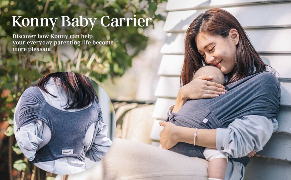 Konny Baby Carrier Top Baby Comfortable