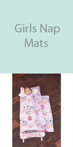 girls nap mat