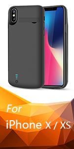 iPhone X / XS Battery Case