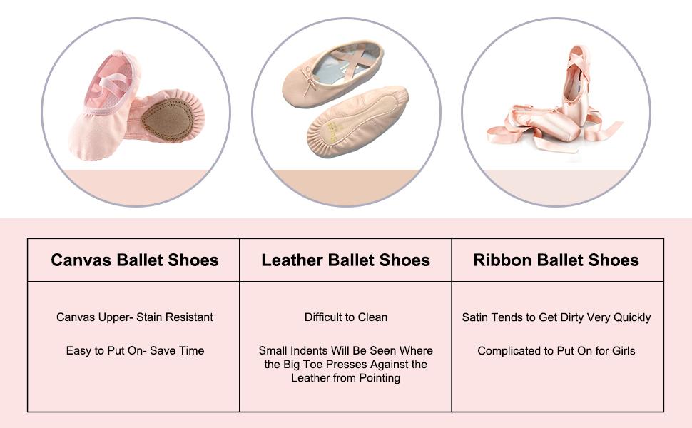 Girls Ballet Flat
