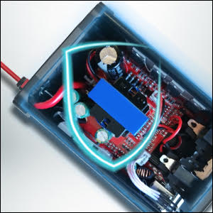 Power Inverter Circuit Protection