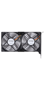 Graphic Card Fans