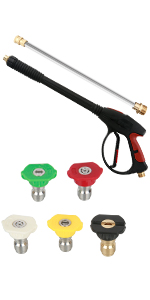 High Pressure Washer Gun