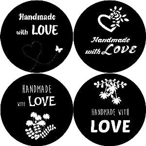 Unique and stylish design stickers