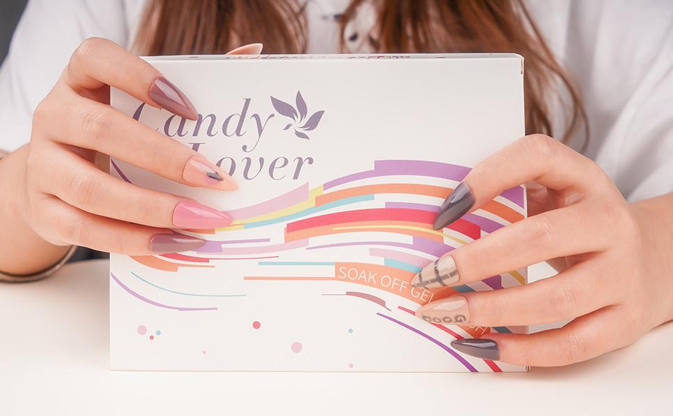 gel nail polish gift