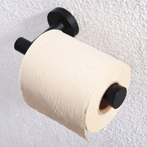 Planform of tp holder with toilet paper