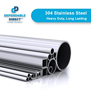 stainless steel heavy duty commercial grade