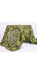 camouflage net woodland roll camaflouge nets hunting blinds military surplus decoration shade army