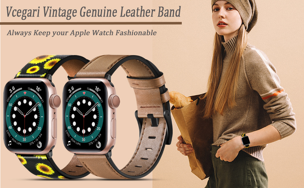 Vcegari compatible with 40mm apple watch band