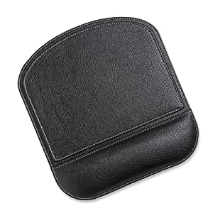 black mouse pad withwist