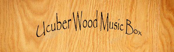 ucuber wood music box