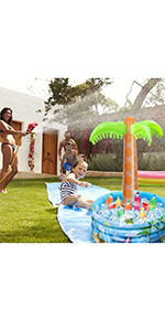 Inflatable Drink Cooler for Parties