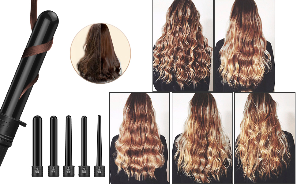 hair curling irons for women