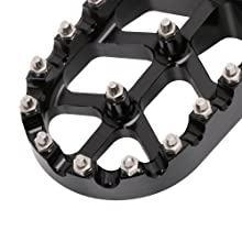 Foot Pegs Pedals Rests