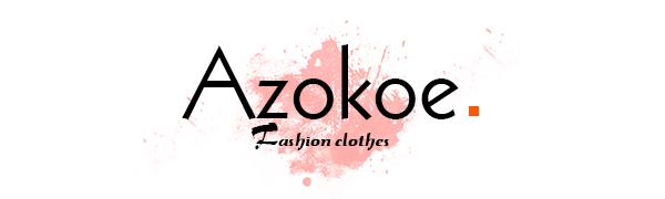 Azokoe Women High Waist Yoga Shorts Tummy Control Workout Running Athletic Shorts