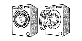 easy care, cotton, washing machine, instructions