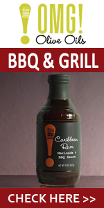 OMG! BBQ Grill Sauces and Marinades