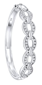 loops bangle bracelet