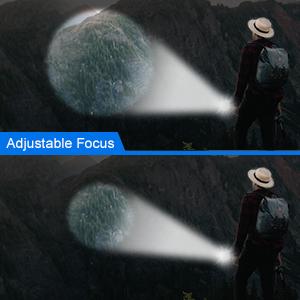 Adjustable focus