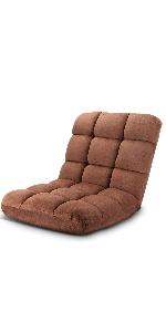 Floor Chair Brown