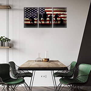 office flags,large wall decor,large american flag,wooden flag