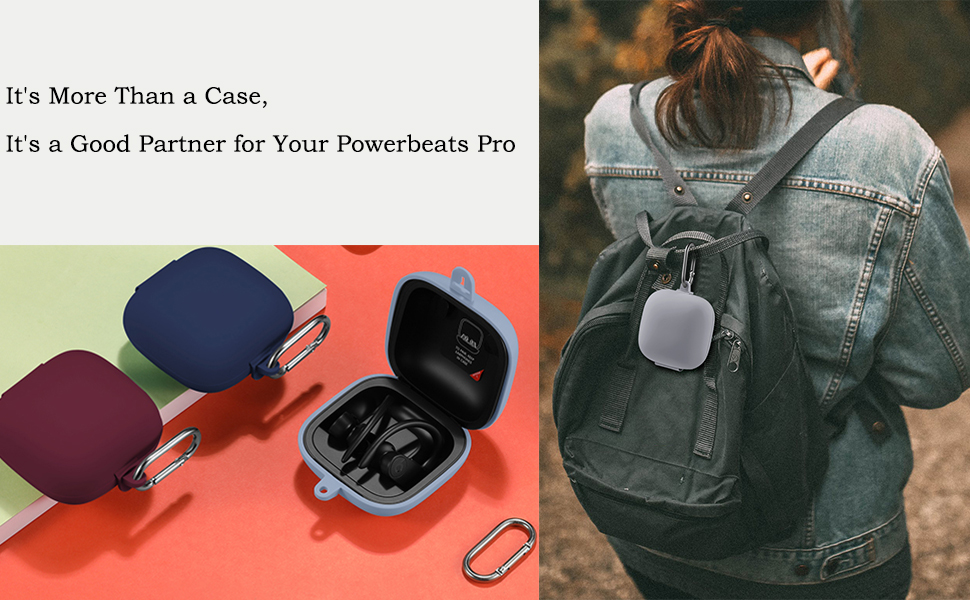 GEAK silicone case for powerbeats pro