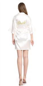 White Bride Robes