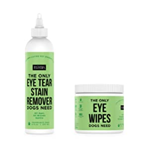 eye tear stain remover