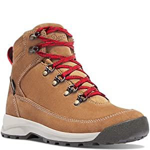 Suede Hiking Boot