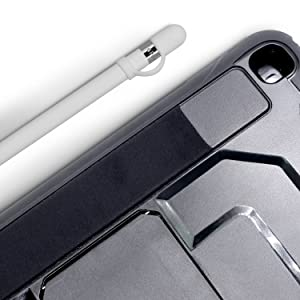 ipad 7th generation cases with pencil holder