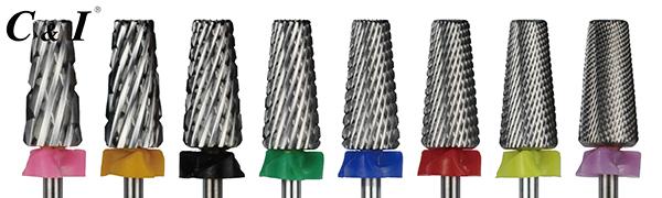 5 in 1, cross cut, nail drill, drill, bit, drill bit, carbide, drill machine, nail bit, nail remove