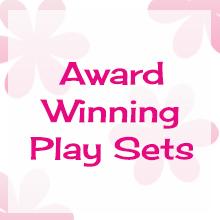 award winning toys, play sets