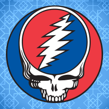 Grateful Dead, Skull, Roses, Berth, Skeleton, Jam Band, Psychedelic, Garcia, Weir, Lesh