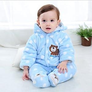 winter baby bodysuit