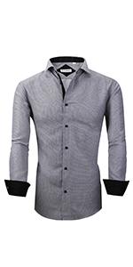 Men's Dress Shirt Regular Edition Long Sleeve Shirt