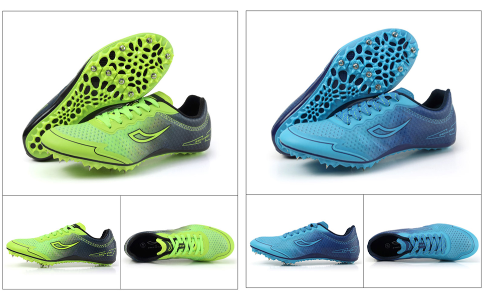 mens track race jumping shoes