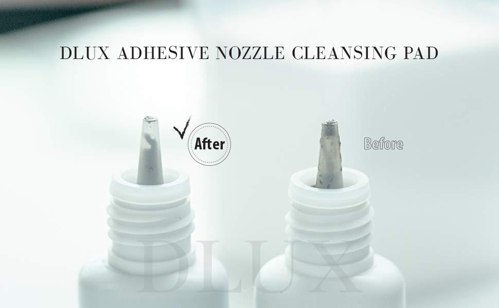 nozzle pads