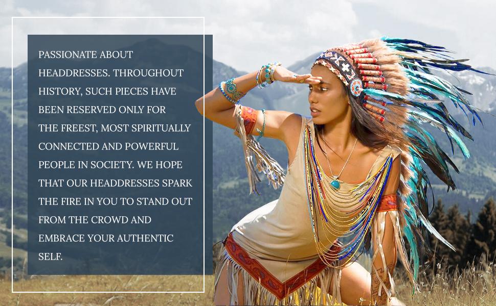 Indian headdresses, feathers headpiece, headdress men,head dress