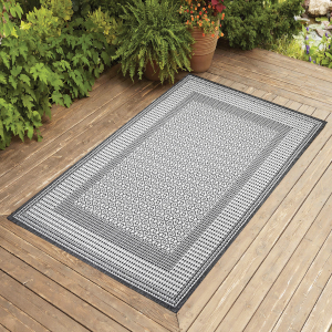outdoor 4x6 5x7 6x9 8x10 patio jute rug carpet indoor modern entry hallway seagrass mat outside grey